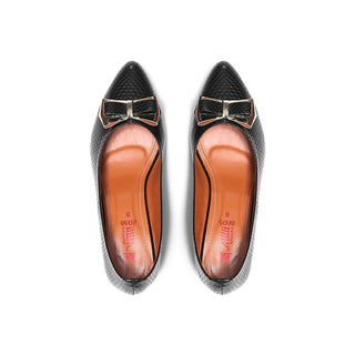 Milli Shoes - Black Loafers - 8605
