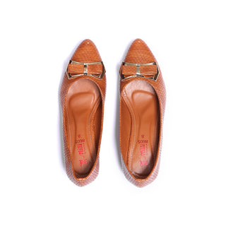 Milli Shoes - Mustard Loafers - 8605