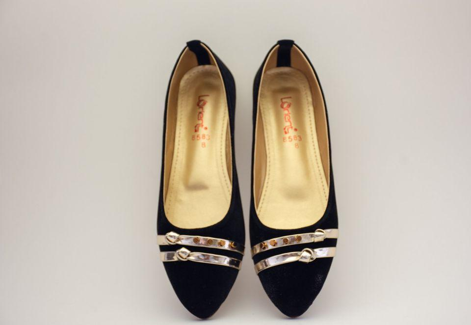 Milli Shoes - Black - Flats