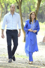 Maheen Khan - Royal Silk for HRH Duchess Kate
