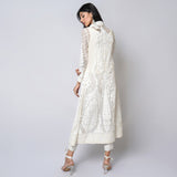 Rizwan Beyg - Duchess Dori Coat and Camisole