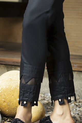 Zunn Fashion - Black Pants - PD5