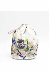 Chapter 13 - White Potli Bag-W