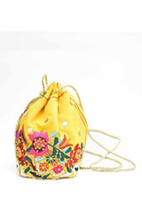Chapter 13 - Yellow Potli Bag-Y