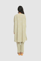 Generation - Beige Bhandeej Collection - 2 PC