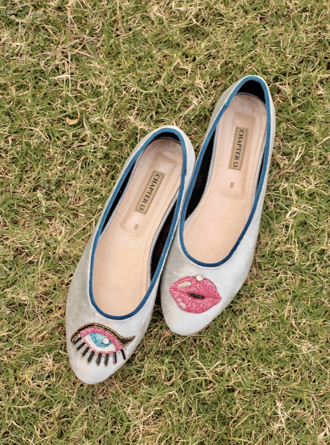 Chapter 13 - Mint Green Bratz Loafers