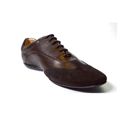 Mochi Cordwainers - Brown Suede Trainers