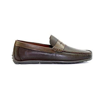 Mochi Cordwainers - Brown Driving Mocassins