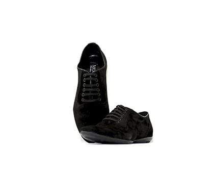 Mochi Cordwainers - Black Suede Sneaker