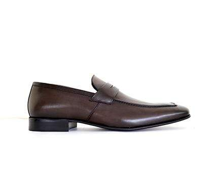 Mochi Cordwainers - Brown Premium Penny Loafers