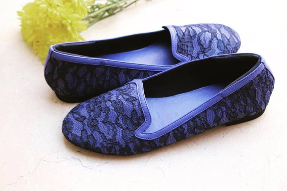 Soma - Royal Classic Lace Loafers