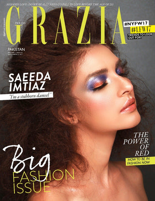 Grazia Pakistan September 25th Issue 2017