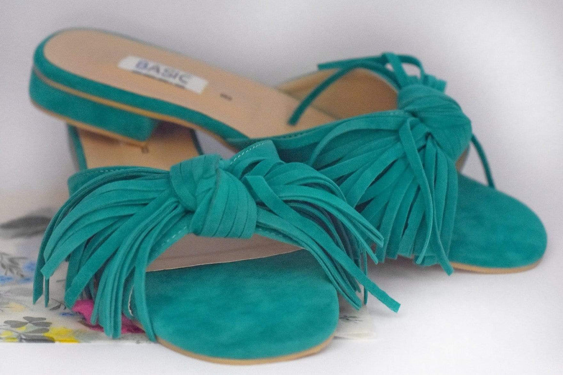 Chapter 13 - Sea Green Flats
