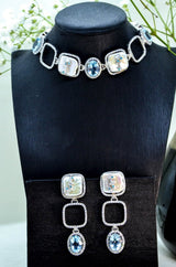 Shaista Jewelry - Bloom Necklace Set