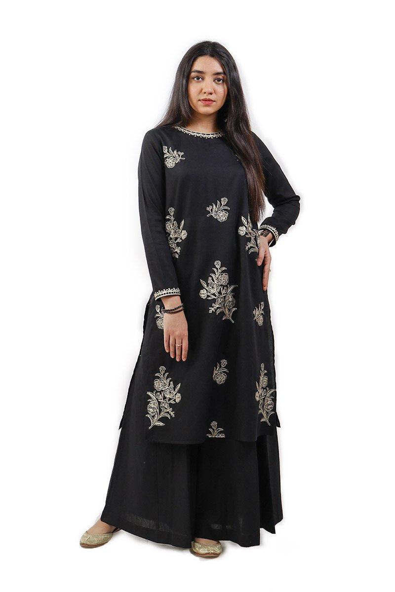 Ego - Black Blossoms - 2 PC