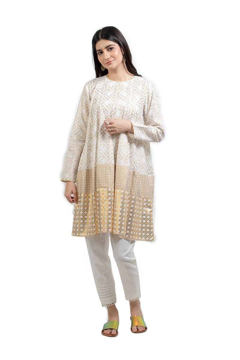 Ego - Jhilmil White - 2 PC