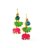 Red Dot Jewels - Elephant Lotus