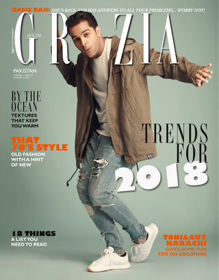 Grazia Pakistan January 5th Issue 2018