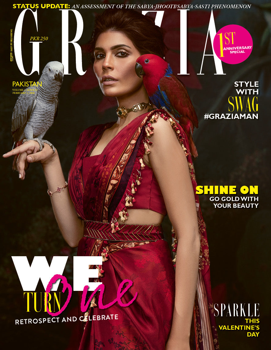 Grazia Pakistan February 5th Issue 2018