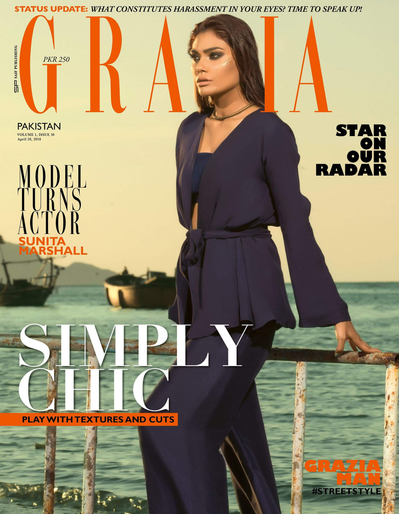 Grazia Pakistan April 20th Issue 2018