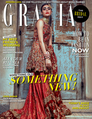 Grazia Pakistan November 5th Issue 2017