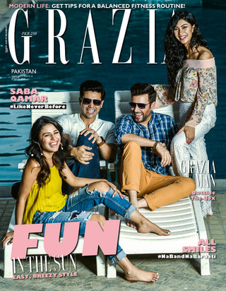 Grazia Pakistan June 25th Issue 2018