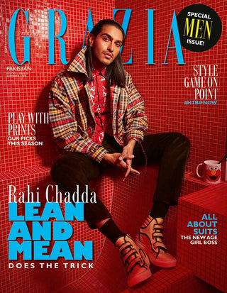 Grazia Pakistan November 5th Issue 43 2018