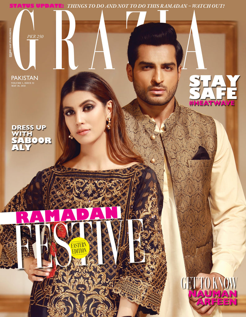 Grazia Pakistan May 20th Issue 2018