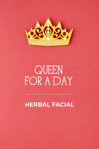 Blush Salon - Herbal Facial