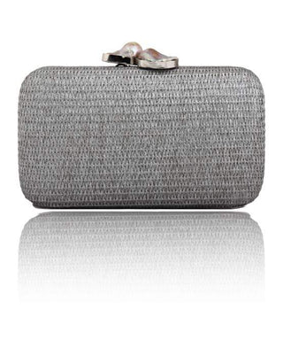 Hermosa - Limited Edition Silver Clutch