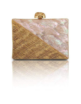 Hermosa - Sierra Gold Clutch