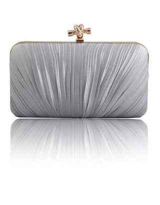 Hermosa - Carla White Clutch