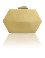 Hermosa - Valentina Yellow Clutch