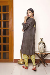 Sadia Aamir - Dark Brown Imroz