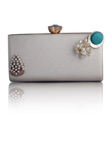 Hermosa - Limited Edition Maroon Clutch