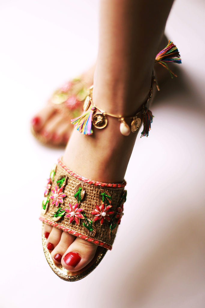 Chapter 13 - Multi Fusion Anklet