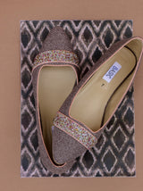 Basic - Brown Loafers - B19-30