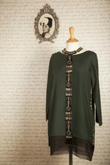 Macrame - Trendy Green