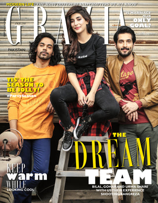 Grazia Pakistan December 5th Issue 2017