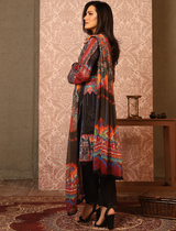 Khas Stores - Black Mystic Glow 3 PC - KC - 5071 - Unstitched