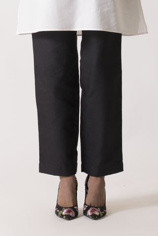 Ego - Black Straight Pants
