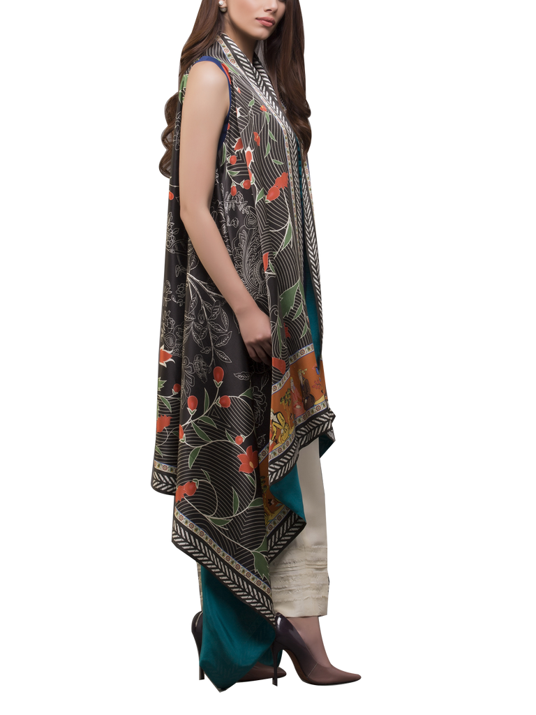 Sania Maskatiya - Raw Silk Pants