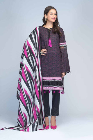 Bonanza Satrangi - Magenta Shining Light - 2 PC