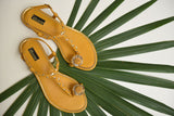 Illume - Yellow Raya Sandal
