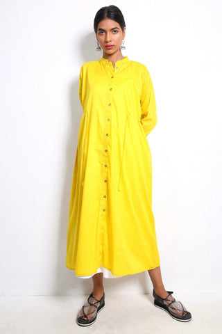 Generation - Yellow Solid Shirt - 1 PC
