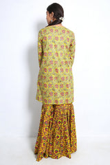 Generation - Yellow Gul Bano - 2 PC