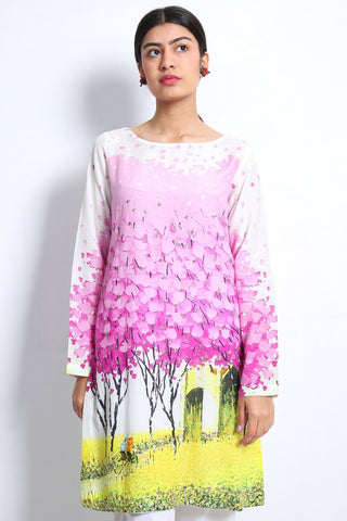 Generation - Pink Landscape Shirt - 1 PC
