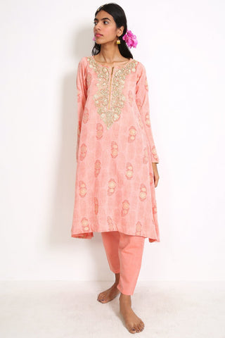 Generation - Pink Aftaab - 2 PC