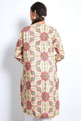 Generation - Beige Bahar Brew Kurta - 1 PC