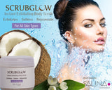 Salina Cosmetics - SCRUBGLOW Exfoliating Body Scrub